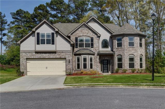 2850 Summit Valley Drive, Dacula, GA 30019 (MLS #6518928) :: Iconic Living Real Estate Professionals