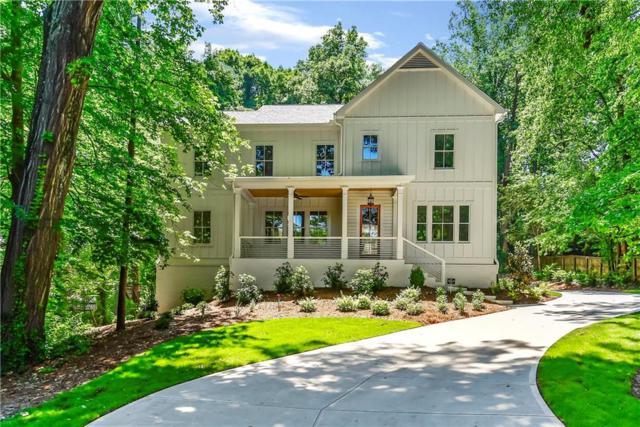 3311 W Roxboro Road NE, Atlanta, GA 30324 (MLS #6519378) :: North Atlanta Home Team