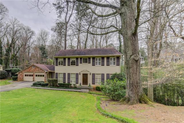 469 Whittington Court NE, Atlanta, GA 30342 (MLS #6519582) :: Kennesaw Life Real Estate