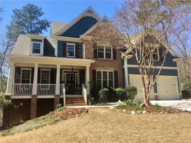 543 Wooded Mountain Trail, Canton, GA 30114 (MLS #6520461) :: The Cowan Connection Team