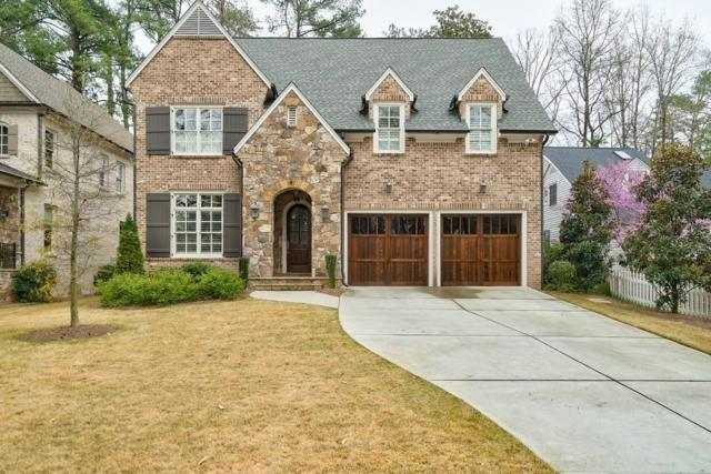 3311 Mathieson Drive NE, Atlanta, GA 30305 (MLS #6521217) :: Buy Sell Live Atlanta
