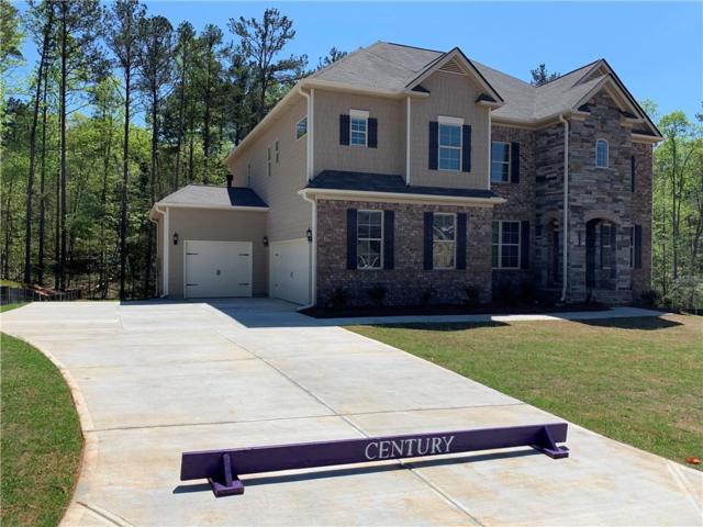 6163 Ashbranch Drive, Acworth, GA 30101 (MLS #6521602) :: North Atlanta Home Team