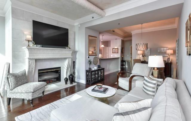 923 Peachtree Street NE #826, Atlanta, GA 30309 (MLS #6522157) :: RE/MAX Paramount Properties