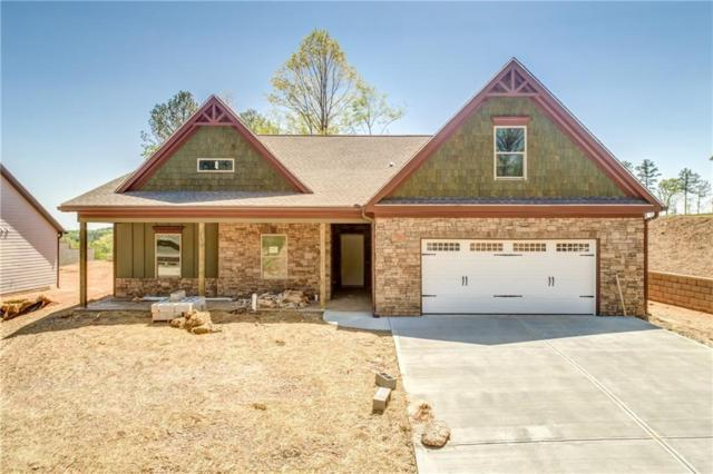 606 N Madison Court, Ball Ground, GA 30107 (MLS #6523077) :: The Hinsons - Mike Hinson & Harriet Hinson