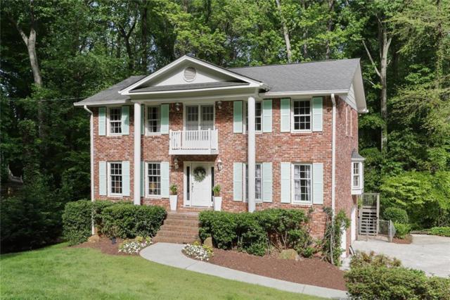 2905 Leafwood Drive SE, Marietta, GA 30067 (MLS #6523542) :: KELLY+CO
