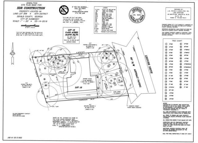 4948 Leisure Drive, Dunwoody, GA 30338 (MLS #6523547) :: Rock River Realty