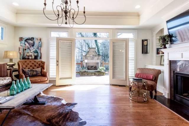 200 Mystic Ridge Hill #200, Sandy Springs, GA 30342 (MLS #6524867) :: RE/MAX Paramount Properties