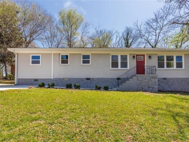 2050 Rebecca Lane, Decatur, GA 30032 (MLS #6524912) :: Rock River Realty