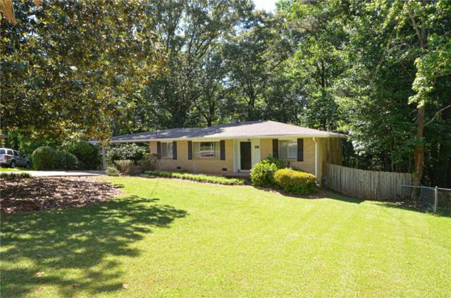 1528 Camelot Circle, Tucker, GA 30084 (MLS #6526038) :: RE/MAX Paramount Properties