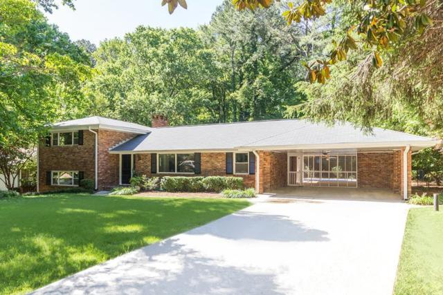 2785 Riderwood Drive, Decatur, GA 30033 (MLS #6526595) :: The Zac Team @ RE/MAX Metro Atlanta