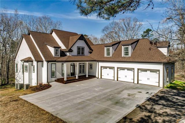 966 Lower Dowda Mill Road, Jasper, GA 30143 (MLS #6526806) :: Path & Post Real Estate