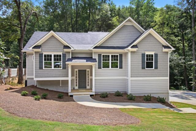 3873 Howard Drive, Kennesaw, GA 30152 (MLS #6527299) :: North Atlanta Home Team