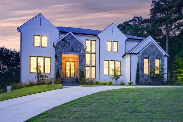 510 Brook Hollow Circle SE, Marietta, GA 30067 (MLS #6527337) :: North Atlanta Home Team