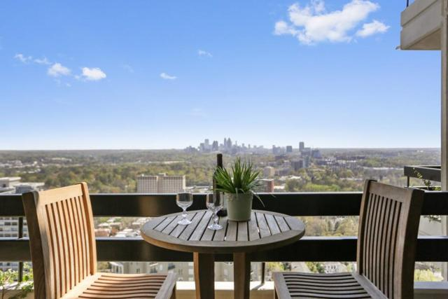 2660 Peachtree Road 33A, Atlanta, GA 30305 (MLS #6528511) :: RE/MAX Paramount Properties