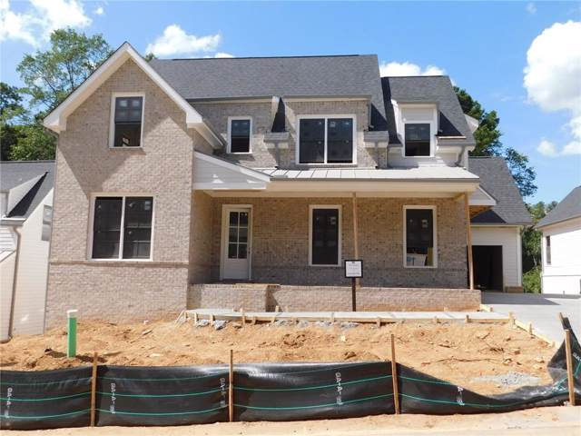 5310 Green Hill Place NE, Atlanta, GA 30342 (MLS #6528512) :: North Atlanta Home Team