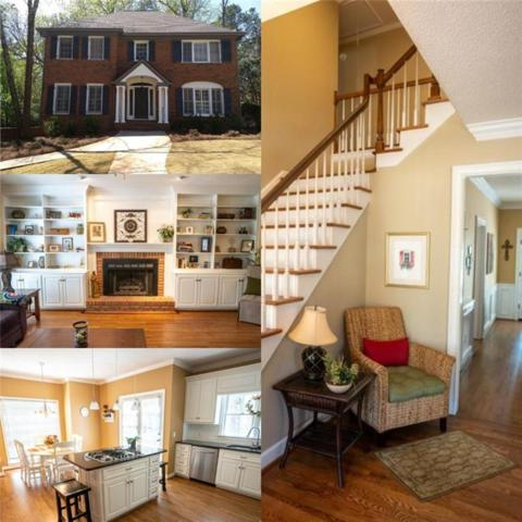 1069 Polo Club Drive NW, Marietta, GA 30064 (MLS #6531626) :: Iconic Living Real Estate Professionals
