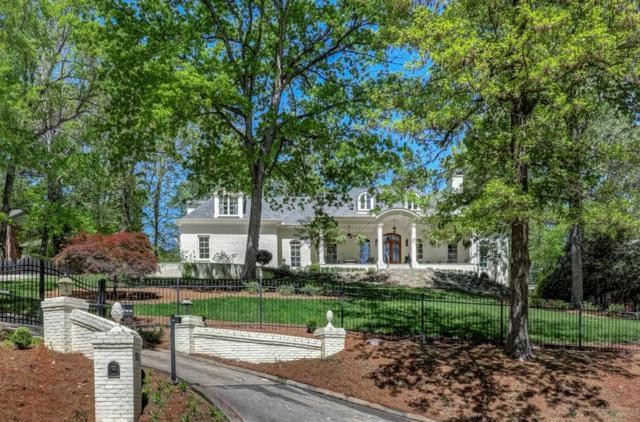 4256 Woodland Brook Drive SE, Atlanta, GA 30339 (MLS #6532754) :: North Atlanta Home Team
