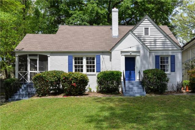 544 Montgomery Ferry Road NE, Atlanta, GA 30324 (MLS #6532795) :: The Zac Team @ RE/MAX Metro Atlanta