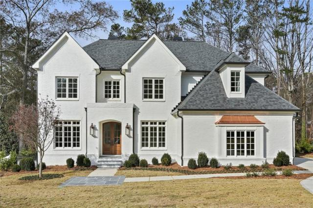 555 Carriage Drive, Sandy Springs, GA 30328 (MLS #6536012) :: MyKB Partners, A Real Estate Knowledge Base