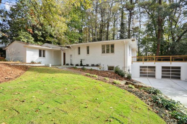 4091 Peachtree Dunwoody Road NE, Atlanta, GA 30342 (MLS #6542787) :: Hollingsworth & Company Real Estate