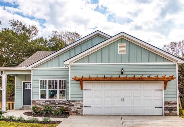 2607 Chase Ridge, Kennesaw, GA 30144 (MLS #6543585) :: North Atlanta Home Team