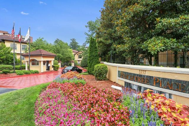 3777 Peachtree Road NE #222, Brookhaven, GA 30319 (MLS #6543973) :: RE/MAX Paramount Properties