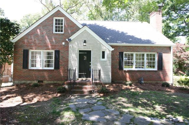 1907 Montrose Dr, East Point, GA 30344 (MLS #6545328) :: Iconic Living Real Estate Professionals