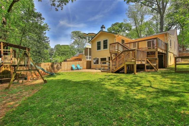 134 Ridgeland Avenue, Decatur, GA 30030 (MLS #6545464) :: North Atlanta Home Team
