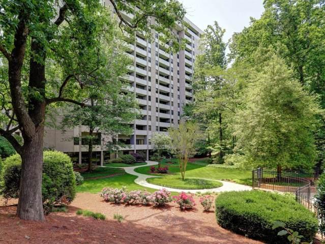 3530 Piedmont Road 14A, Atlanta, GA 30305 (MLS #6547339) :: North Atlanta Home Team
