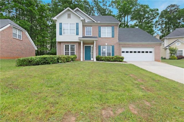 814 Stephenson Ridge, Stone Mountain, GA 30087 (MLS #6547565) :: North Atlanta Home Team