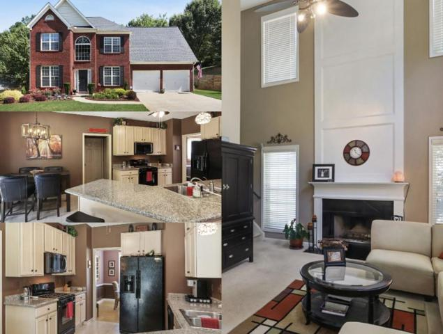 1071 Soaring Drive, Marietta, GA 30062 (MLS #6551274) :: The Zac Team @ RE/MAX Metro Atlanta