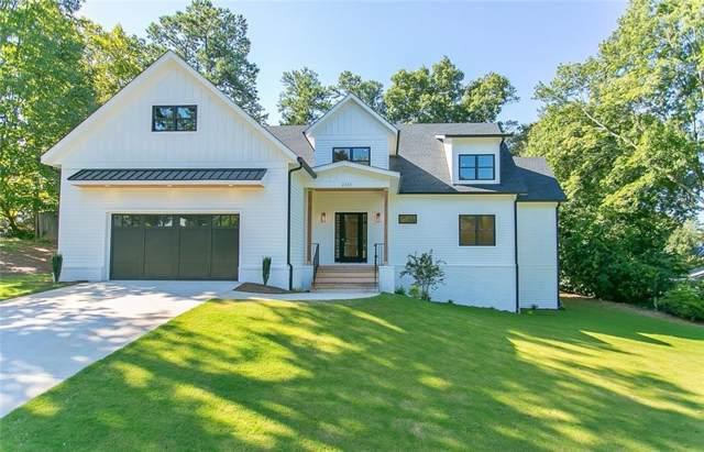 2330 Hills Lane Drive SE, Smyrna, GA 30080 (MLS #6552234) :: Path & Post Real Estate