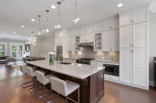 345 Glen Iris Drive NE #21, Atlanta, GA 30312 (MLS #6552518) :: RE/MAX Paramount Properties