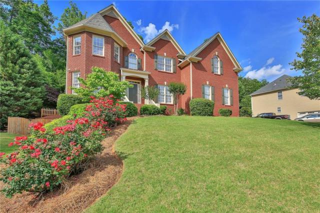 1831 Mountain Lake Drive NW, Kennesaw, GA 30152 (MLS #6552655) :: RE/MAX Paramount Properties