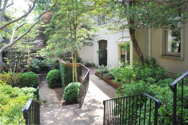 2525 Peachtree Road NE #13, Atlanta, GA 30305 (MLS #6553218) :: RE/MAX Paramount Properties
