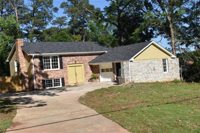 871 Fireside Way, Stone Mountain, GA 30083 (MLS #6554235) :: North Atlanta Home Team