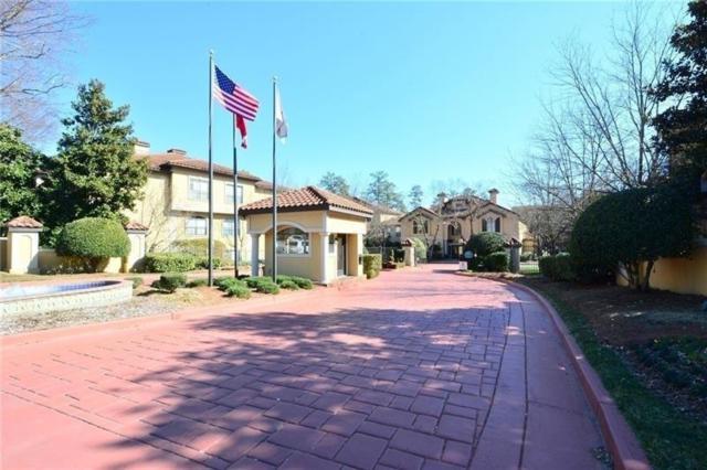 3777 Peachtree Road NE #811, Brookhaven, GA 30319 (MLS #6554460) :: RE/MAX Paramount Properties