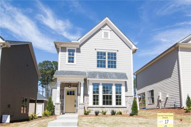 5272 Hearthstone Street, Stone Mountain, GA 30083 (MLS #6554898) :: Rock River Realty