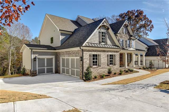 225 Harmony Lake Drive, Holly Springs, GA 30115 (MLS #6555003) :: North Atlanta Home Team
