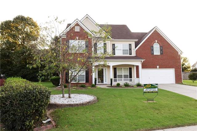 450 Waterstone Drive, Lawrenceville, GA 30046 (MLS #6557873) :: North Atlanta Home Team