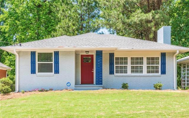 1765 Shirley Street SW, Atlanta, GA 30310 (MLS #6557926) :: RE/MAX Paramount Properties