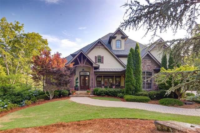 211 Winfield Bluff, Dawsonville, GA 30534 (MLS #6558295) :: North Atlanta Home Team