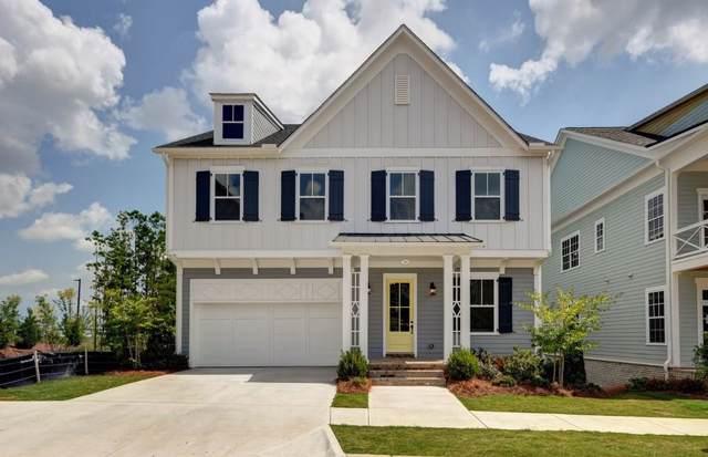 710 Tate Drive, Alpharetta, GA 30009 (MLS #6559344) :: Charlie Ballard Real Estate