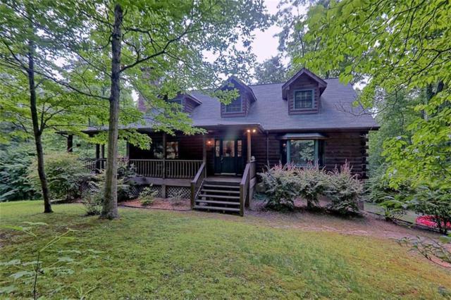 929 Gold Ridge Road, Dahlonega, GA 30533 (MLS #6559703) :: North Atlanta Home Team
