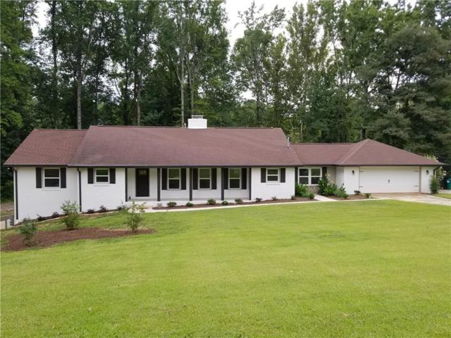 3330 Hickory Crest Drive NW, Marietta, GA 30064 (MLS #6562285) :: North Atlanta Home Team