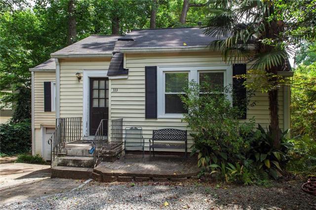 333 Drexel Avenue, Decatur, GA 30030 (MLS #6562960) :: North Atlanta Home Team