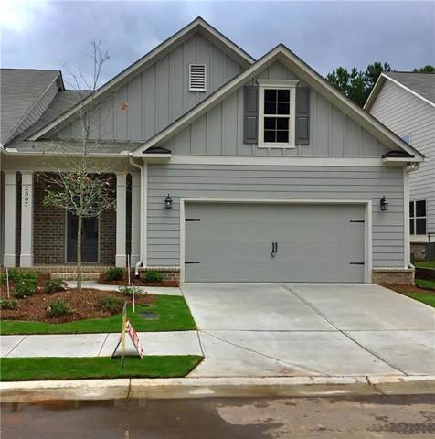 2507 Barrett Preserve Court SW, Marietta, GA 30064 (MLS #6566765) :: North Atlanta Home Team