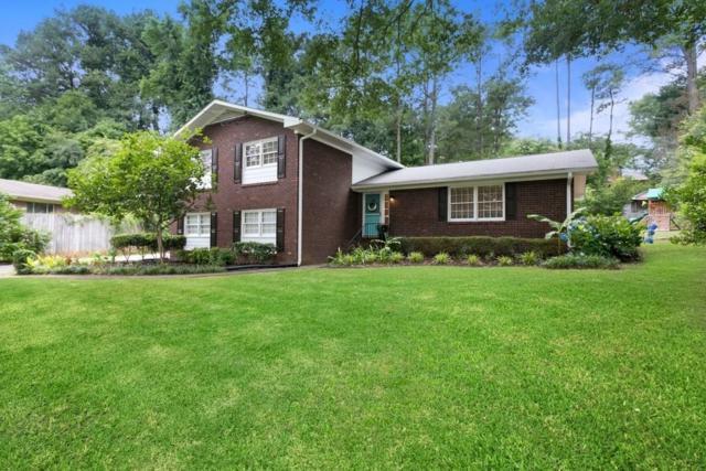 664 Hillandale Circle SW, Marietta, GA 30064 (MLS #6567270) :: North Atlanta Home Team