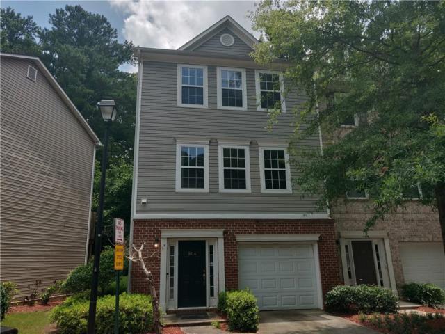 804 Celeste Lane SW, Atlanta, GA 30331 (MLS #6567580) :: RE/MAX Paramount Properties