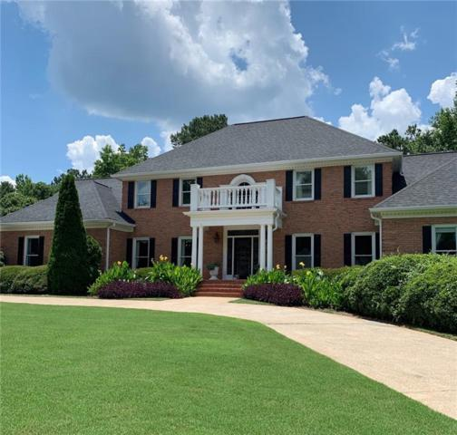 850 Brooksglen Drive, Roswell, GA 30075 (MLS #6568357) :: Charlie Ballard Real Estate